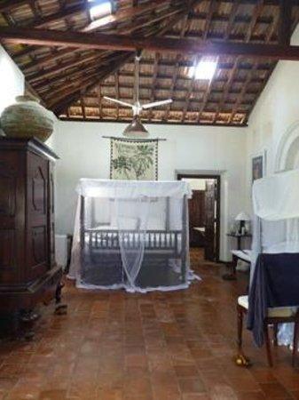 Templeberg Villa: Plantation Suite bedroom