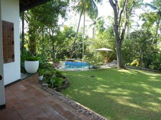Templeberg Villa: Swimming Pool