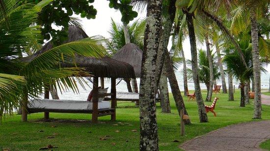 Arraial D'Ajuda Eco Resort : Area para esperar o maravilhoso pôr do sol =)