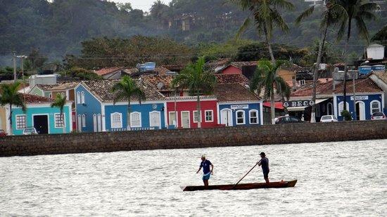 Arraial D'Ajuda Eco Resort : Vista do hotel, para o Centro de Porto Seguro =)