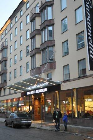 Scandic Kungsgatan: Colazione
