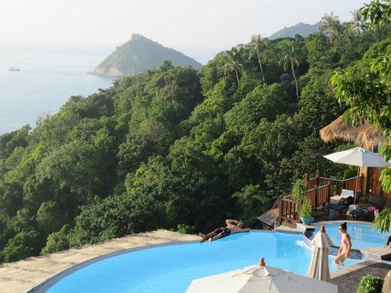 Aminjirah Resort : View from room