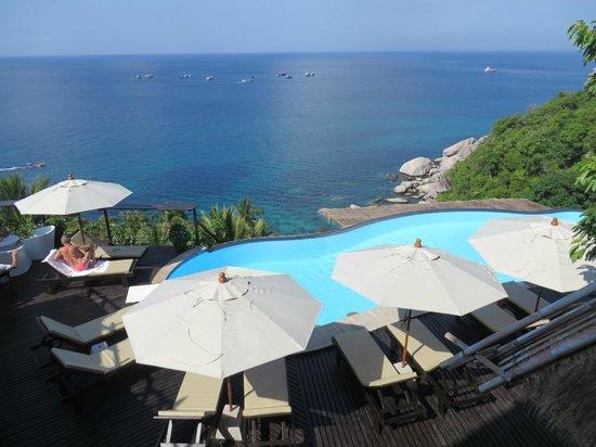 Aminjirah Resort: View from room