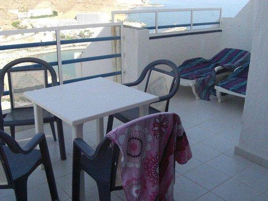 Servatur Puerto Azul: The balcony