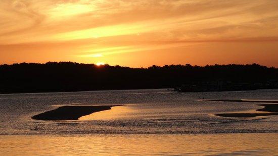 Arraial D'Ajuda Eco Resort : Gente, esta é a foto do pôr do sol, que eu falei...