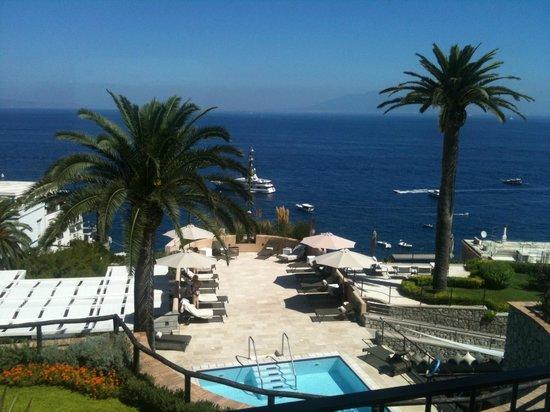 Villa Marina Capri Hotel & Spa: VISTA 3
