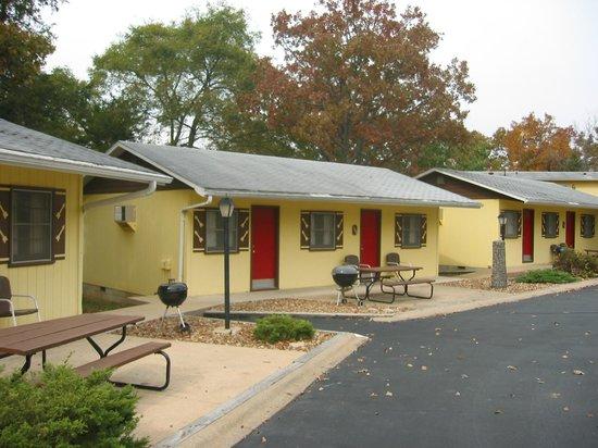 Golden Arrow Resort: 'F' 3-bedroom cottage.