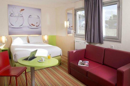 Hôtel ibis Styles Paris Roissy-CDG: Chambre Famille