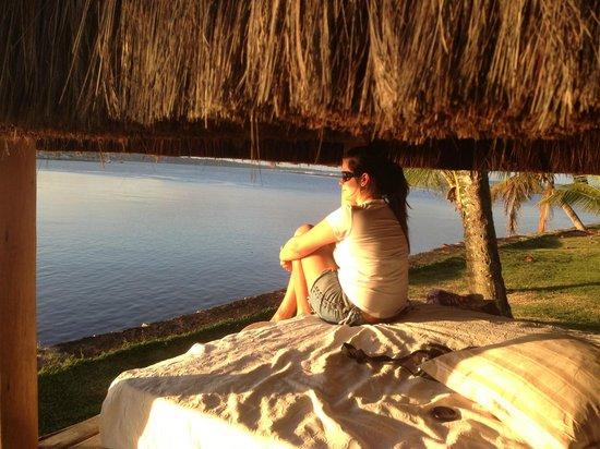 Arraial D'Ajuda Eco Resort : Lugar perfeito para pensar na vida =)