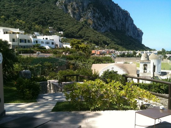 Villa Marina Capri Hotel & Spa: VISTA 2