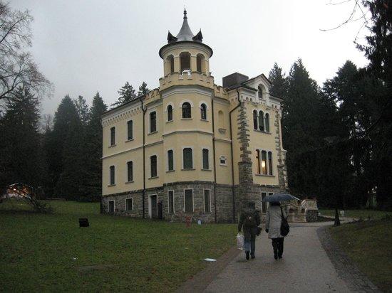 Levico Terme, Italia: Villa Paradiso