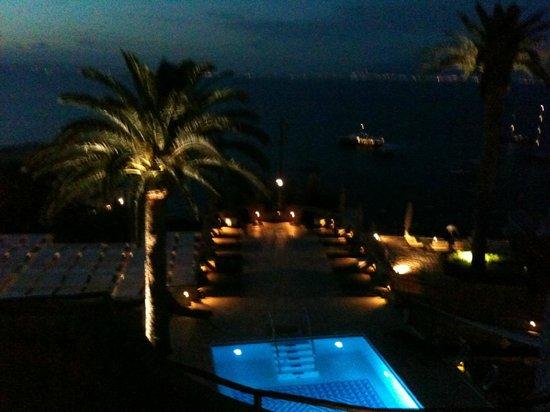 Villa Marina Capri Hotel & Spa: VISTA NOTTE 1