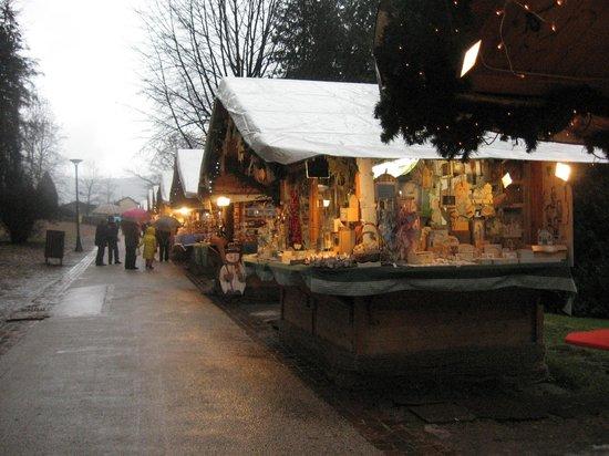 Levico Terme, İtalya: Mercatino di Natale