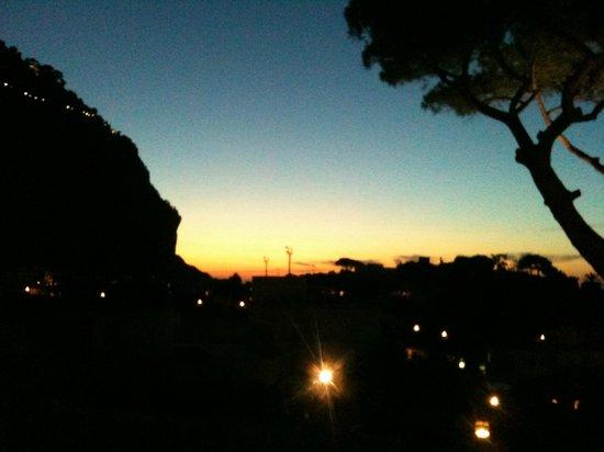 Villa Marina Capri Hotel & Spa: VISTA