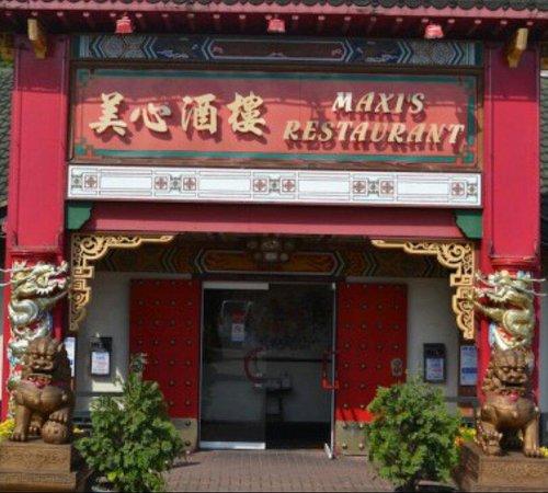 Maxi's Restaurant: Maxi's Leeds
