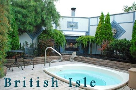 Charmant Oasis Hot Tub Gardens: British Isle