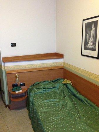 Hotel Stadio & Spa: Il letto