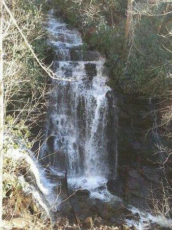 Harrah's Cherokee Casino Resort : Waterfall