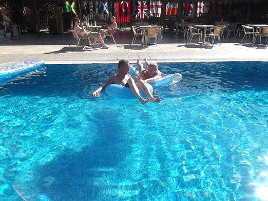 Amphi Apartments & Studios: great pool