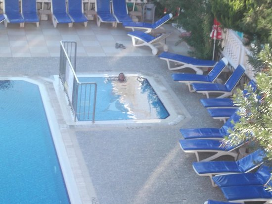 Amphi Apartments & Studios: view from room