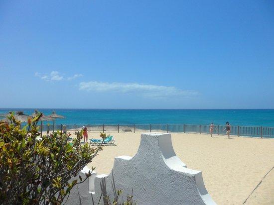 SBH Costa Calma Beach Resort : the beach
