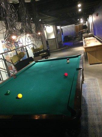 Hotel Zetta San Francisco: Play room
