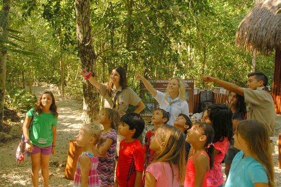 Grand Bahia Principe Tulum: Bahia Scouts