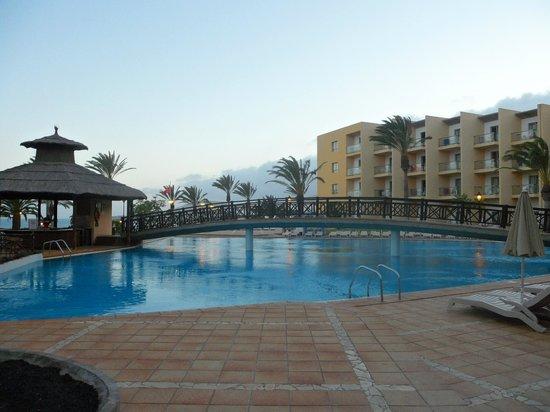 SBH Costa Calma Beach Resort : main pool area