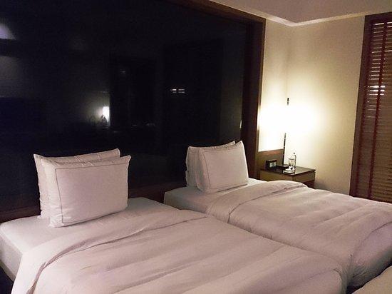 Mandarin Oriental, Tokyo : ベッド