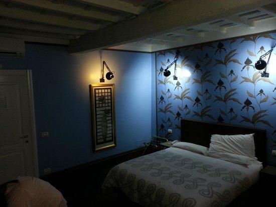 Relais Palazzo Taverna: Room 201 - lovely!