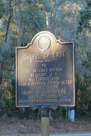 Chapel of Ease: Signage