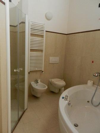 Eurohotel Palace Maniago: Bagno