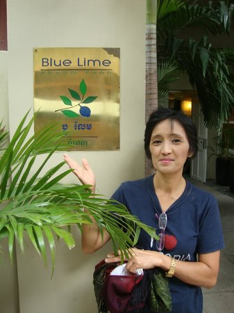 Blue Lime Hotel