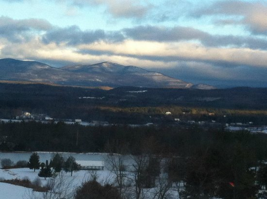 Hudson Valley Resort and Spa: The Scenery