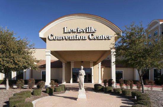 Hilton Garden Inn Dallas Lewisville: Lewisville Convention Center