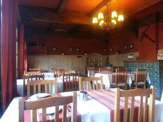 Hosteria La Casita: sala