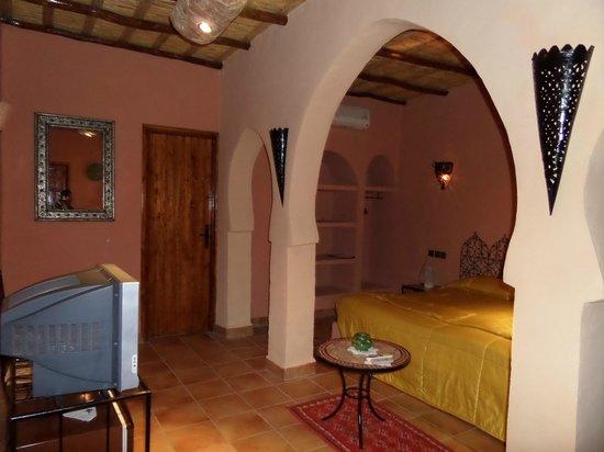 Kasbah Hotel Chergui: Room pic 4