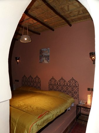 Kasbah Hotel Chergui: Room pic 2