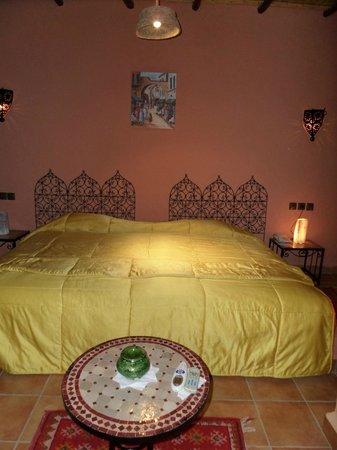 Kasbah Hotel Chergui: Room pic 1