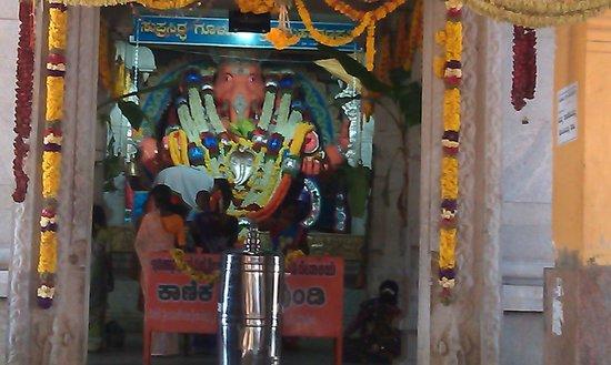 Gulur Ganesh Temple: Lord Ganeshs idol