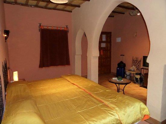 Kasbah Hotel Chergui: Room pic 3