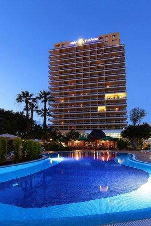 Foto de bahia principe san felipe puerto de la cruz jardines tripadvisor - Hotel san felipe tenerife puerto de la cruz ...