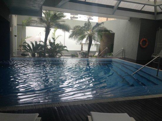 Casa Andina Premium Miraflores: Indoor/Semi-outdoor heated pool