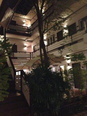 Thanicha Healthy Resort Amphawa: I balconi delle camere