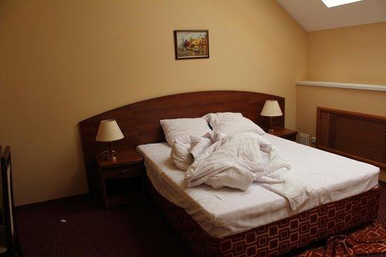 Villa Classic: Большая кровать