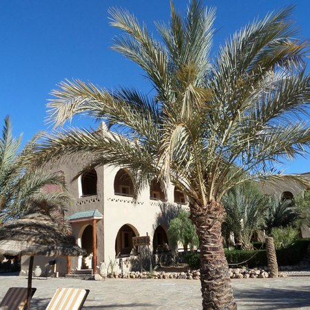 Kasbah Hotel Chergui: Hotel and grounds pic 2