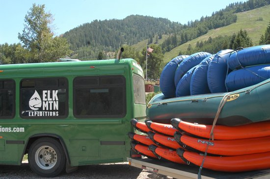 Elk Mountain Expeditions : We offer Rafting, Inflatable Kayaking, and Tubing trips.