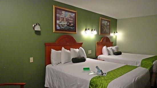 BEST WESTERN Acadia Park Inn: Habitacion