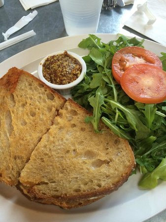 Zinc Cafe & Market : grilled cheese