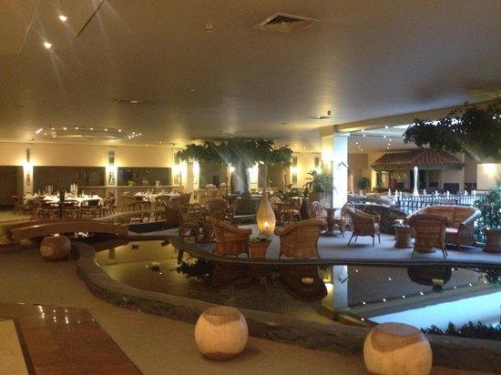 Wyndham Garden Donaueschingen: Restaurantbereich